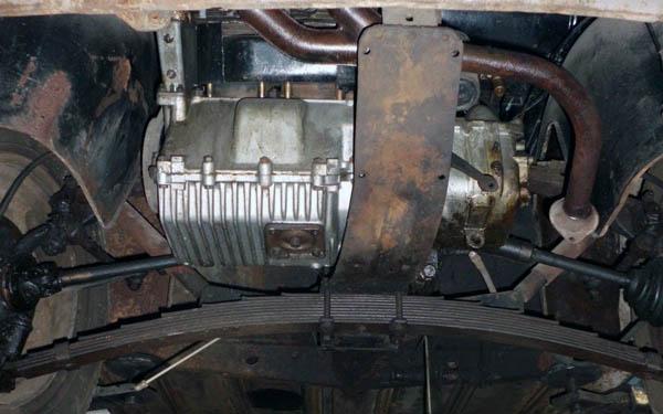 Lloyd LT600 Engine