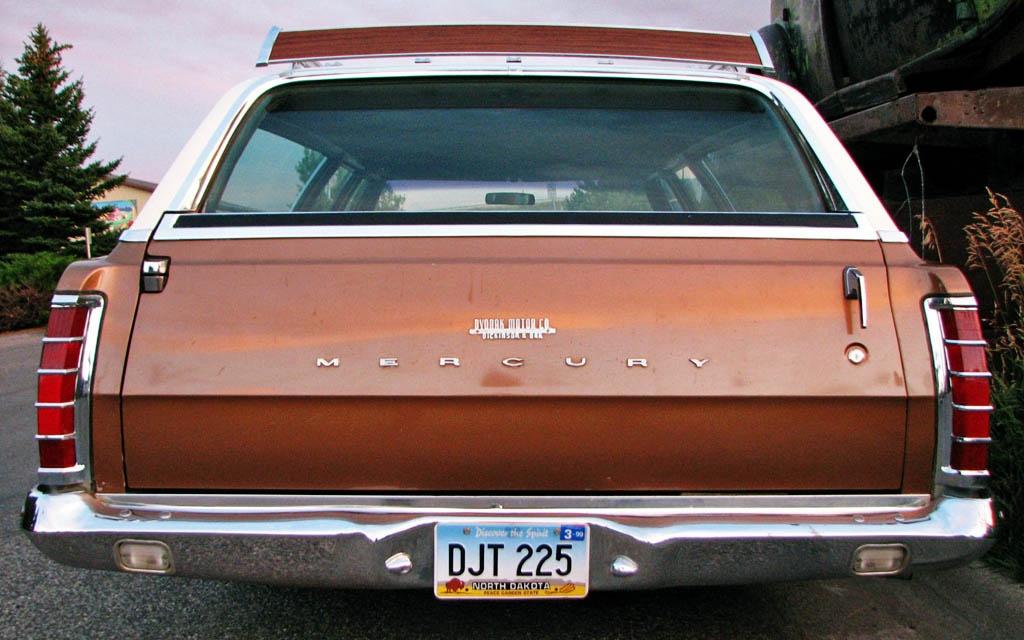Mercury Wagon
