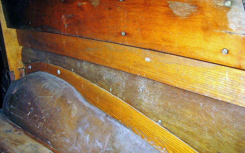 Pontiac Wood Panel