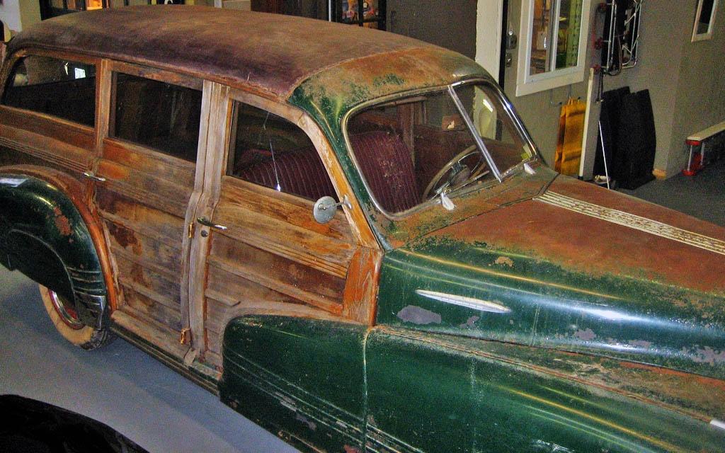 Pontiac Woodie Project
