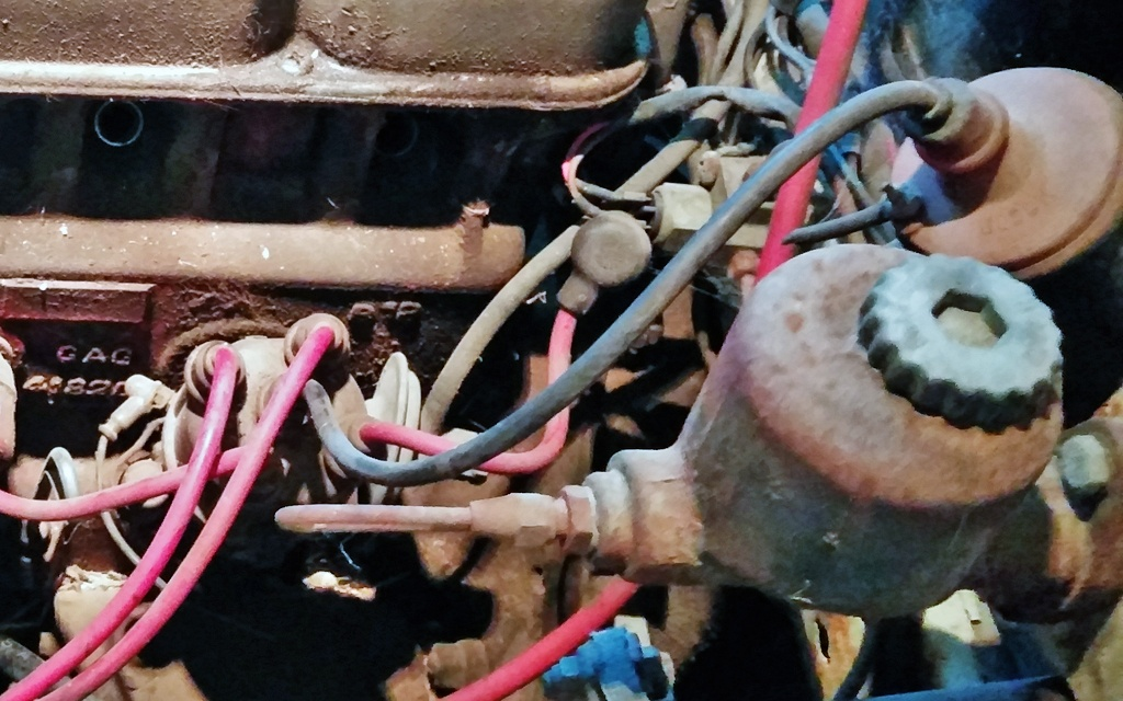 Volvo Missing Coil Lead