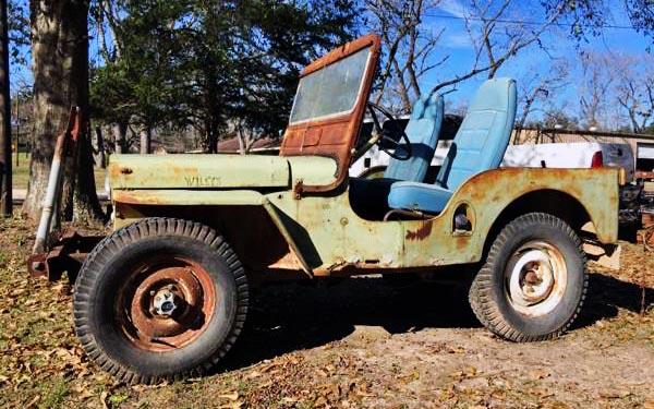 Wileys Jeep