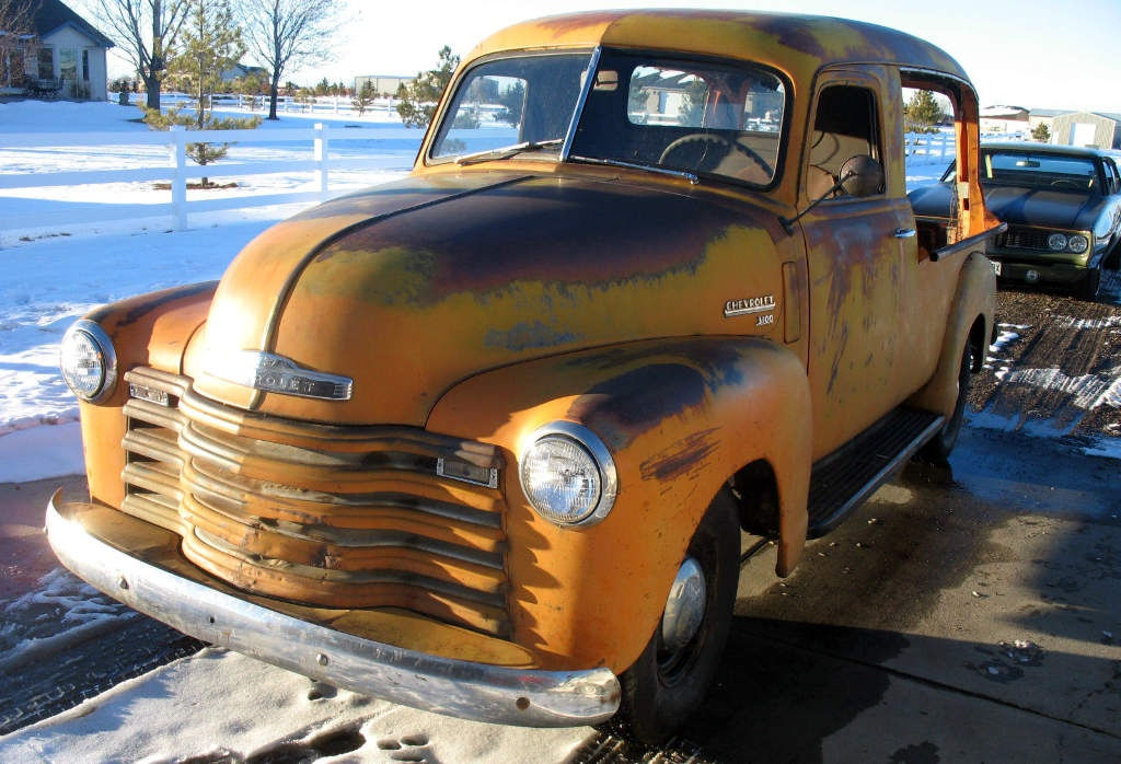 Chevy Canopy Express