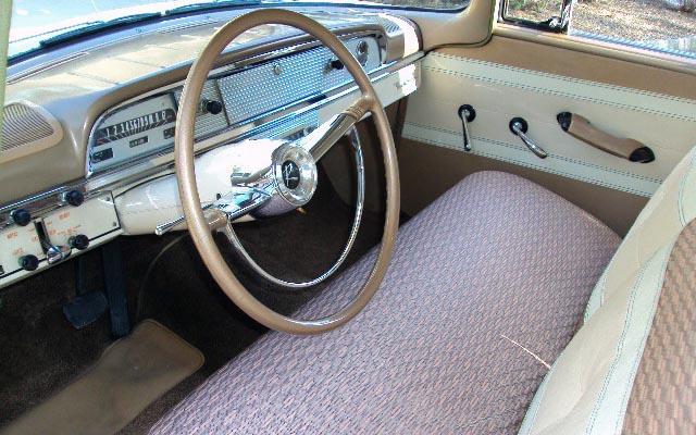 Parked Since 87 1959 Rambler Custom Six