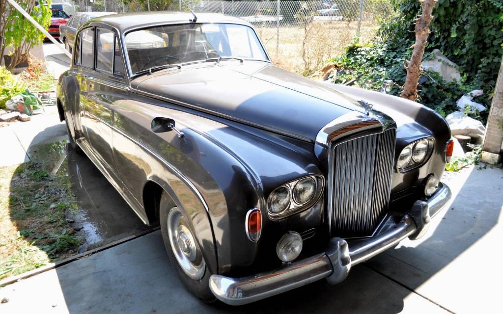 1964 bentley s3 for sale