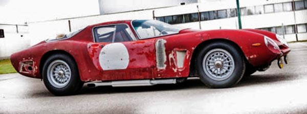 1965 Bizzarrini 5300GT Today