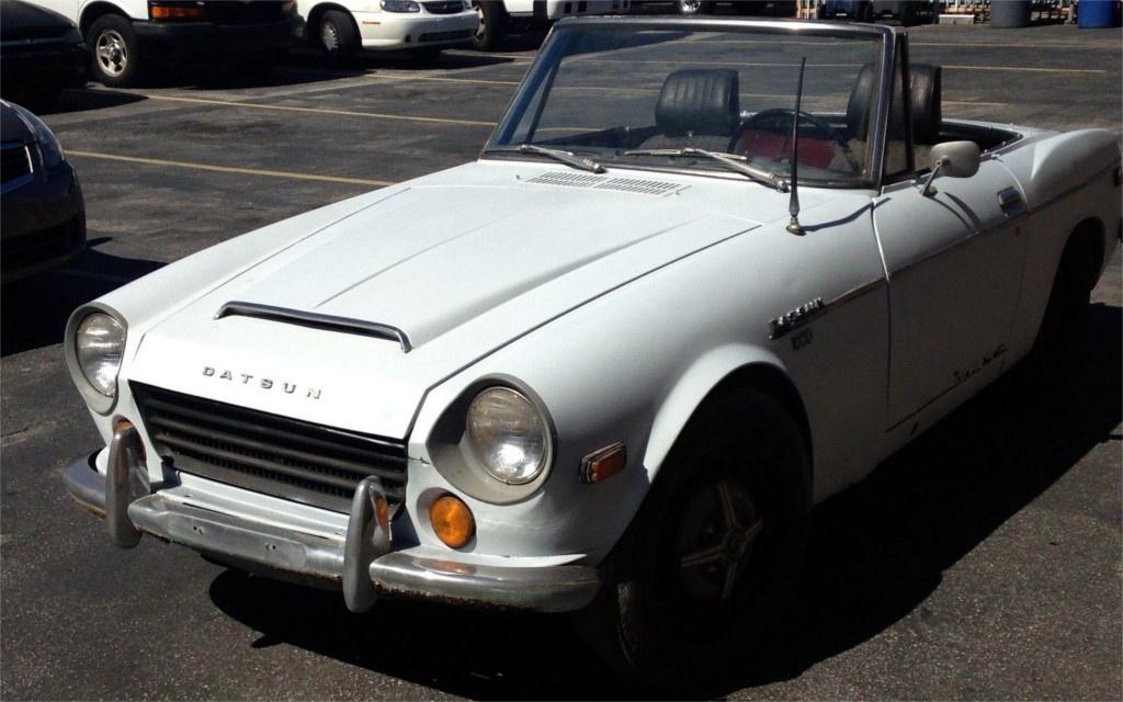 Cars For Sale In Miami >> South Florida Sunshine: 1969 Datsun 1600 Roadster