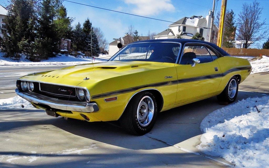 Challenger Shaker For Sale >> Hemi Survivor: 1970 Dodge Challenger R/T