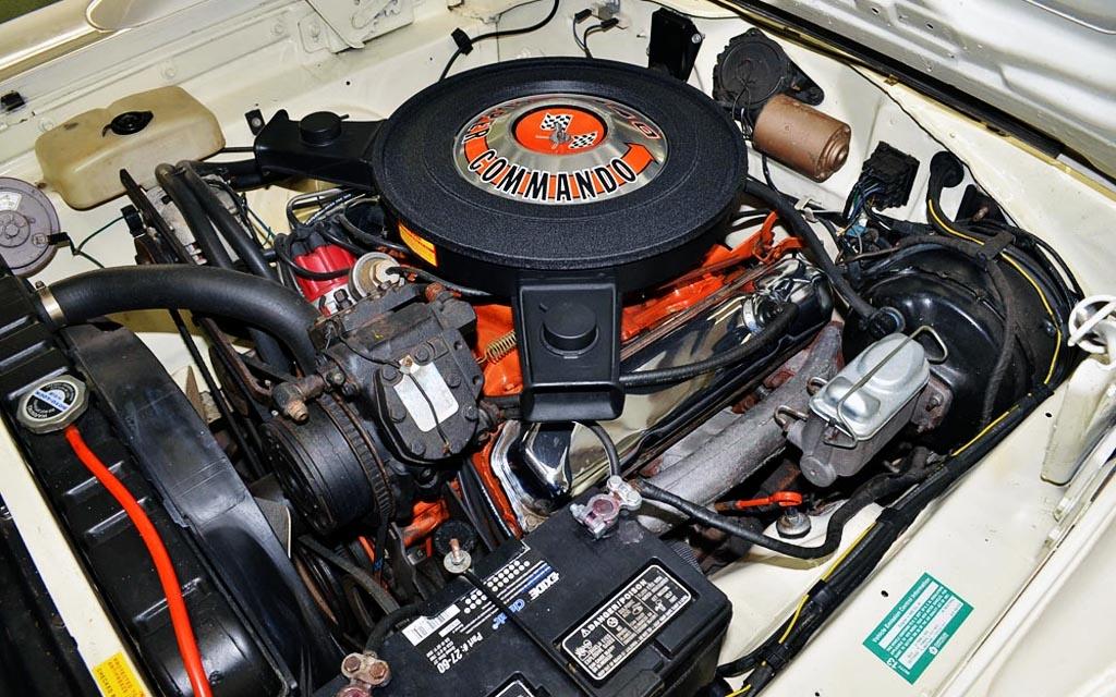 1970 Plymouth Superbird 440 V8