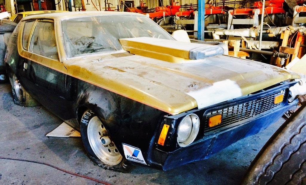 Estate Dragster: 1971 AMC Gremlin