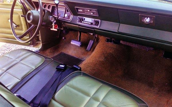 Grandma's Sleeper: 1971 Plymouth Duster Twister