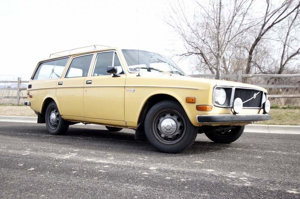 Cheap Project Cars >> 1972 Volvo 145: It's Gotta Go!