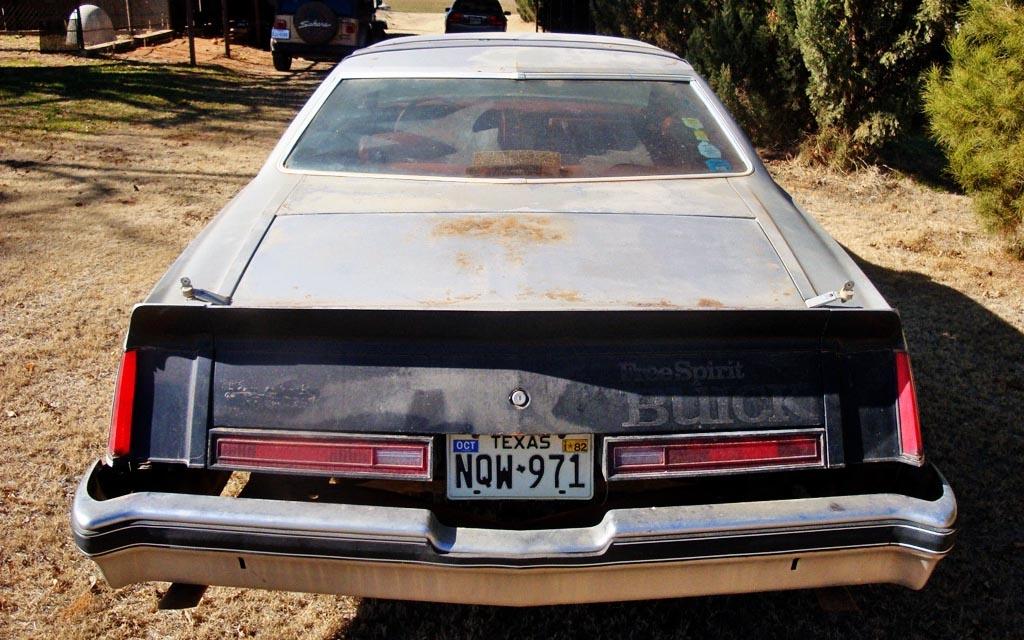 1976 Buick Century FreeSpirit