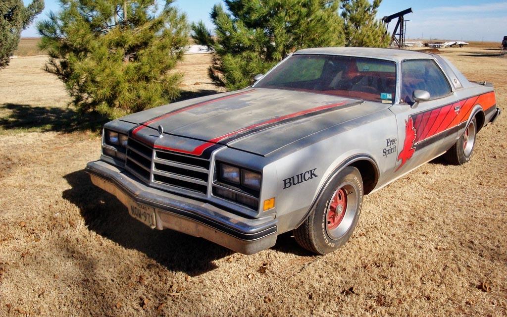 Free Spirit: 1976 Buick Century Pace Car