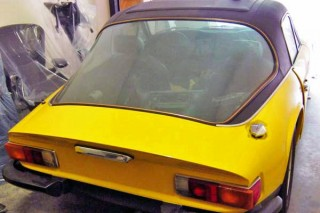 1976 TVR 2500M