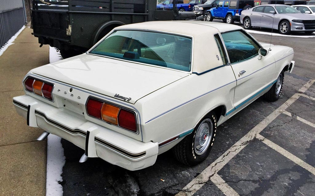 One Owner Ghia 1978 Ford Mustang Ii Coupe