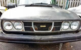 1978 Saab 99 Turbo