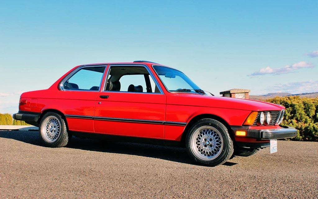 1979 BMW 320i Cleaned Up