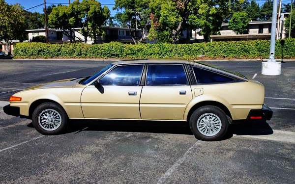 The Finest Around 1980 Rover 3500 Sd1