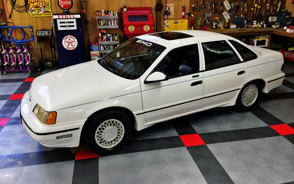 & Americau0027s Answer: 1990 Ford Taurus SHO markmcfarlin.com