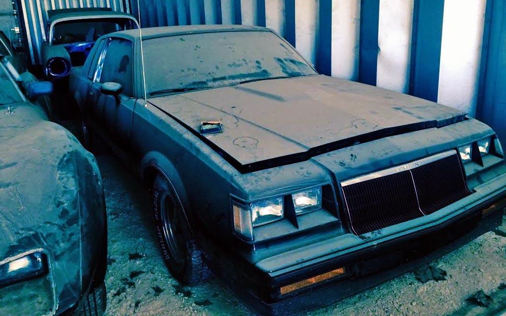 Alton H Collection - Buick GN