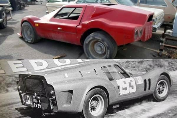 Kit Cars To Build Yourself In Usa: Can You Identify This Kit Car?