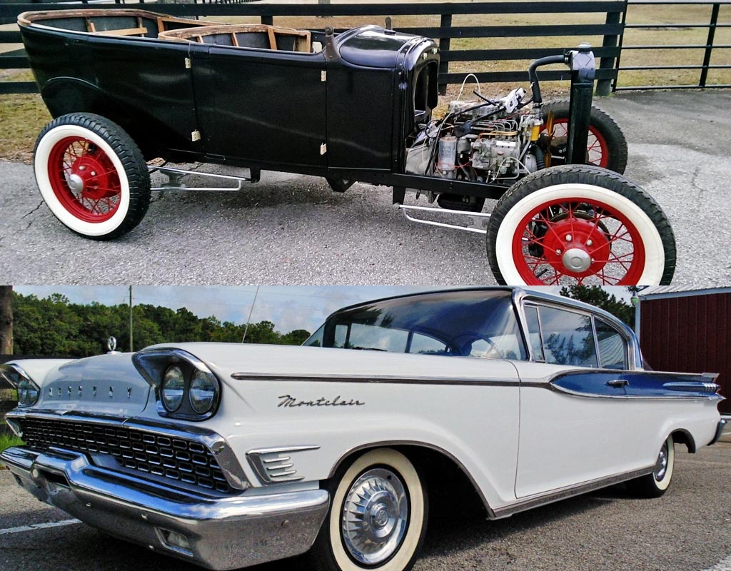 Over 50 Cars in Florida Estate Sale!