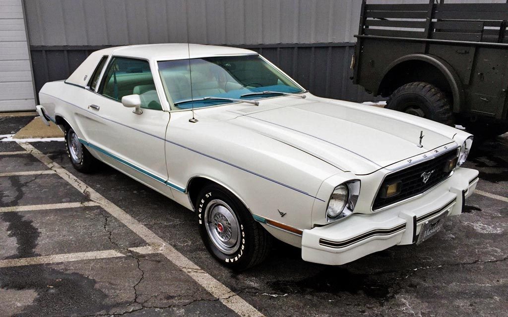 1978 Ford Mustang 2 For Sale