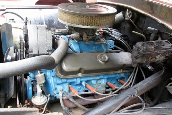 Pontiac 400 V8