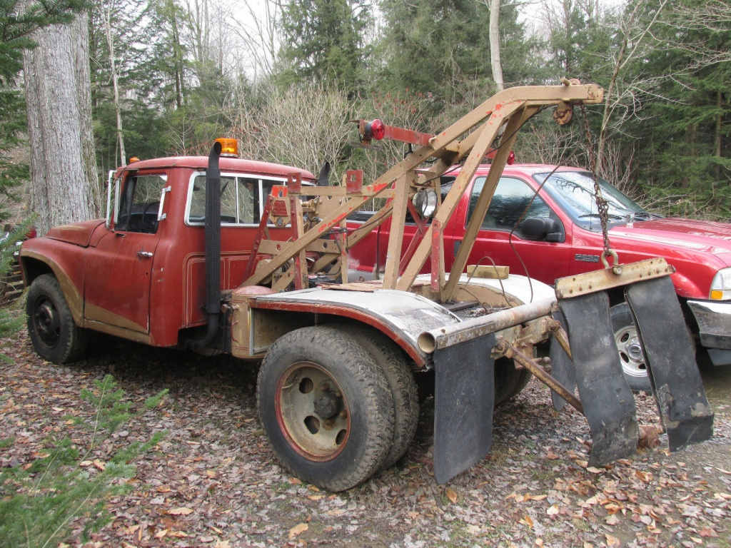 Tow rig