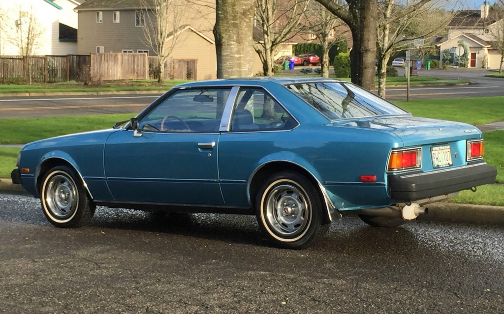 What A Feeling 1979 Toyota Celica St