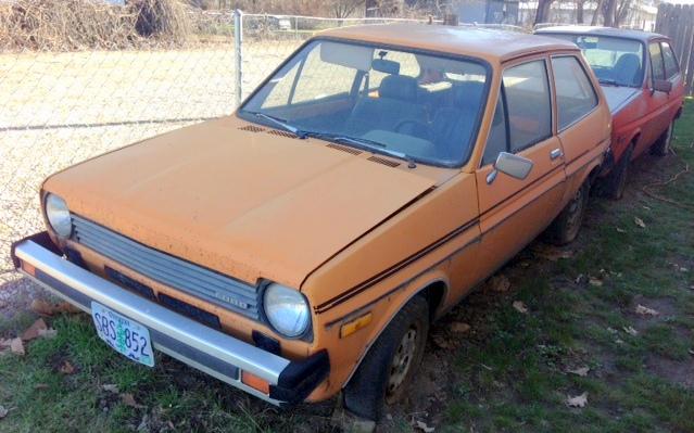 Econobox Dreaming: 1979 Ford Fiesta