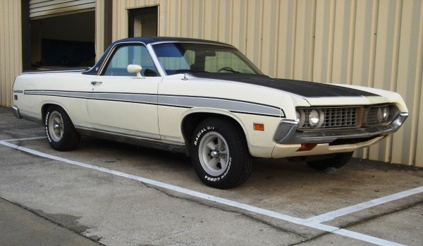 Spring Special 1971 Ford Ranchero