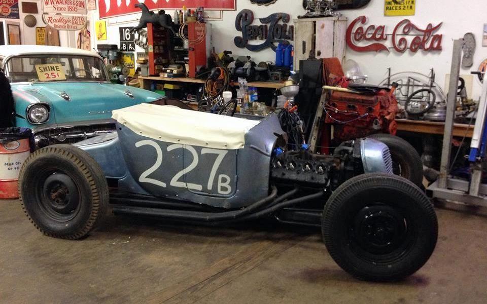 1922 Ford Model T: Gentleman Racer