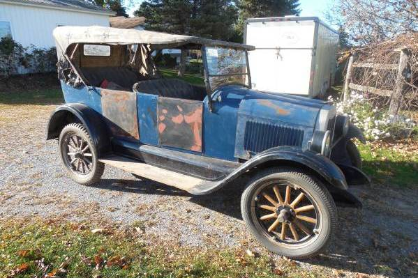 1926 Chevrolet Superior Touring