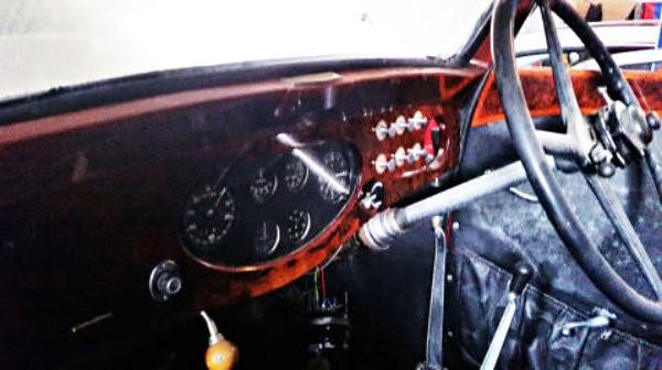 1934 Rolls-Royce Dash