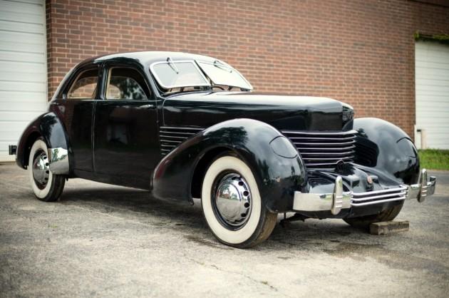 Nice Original: 1936 Cord 810