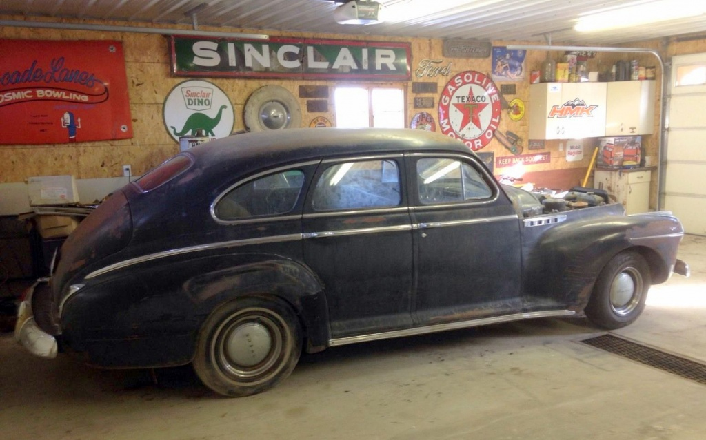 Pre war beater 1941 buick special for 1941 buick 4 door sedan