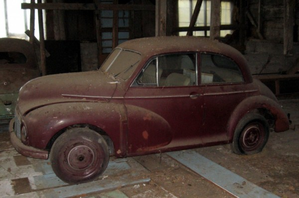 1949 Morris Minor