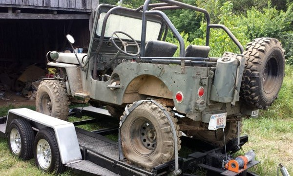 1951 Willys M38 Jeep: A Worthy Find