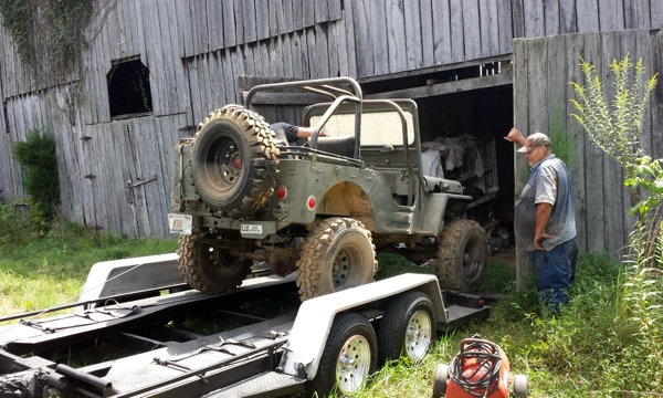 1951 Willys M38 Jeep A Worthy Find