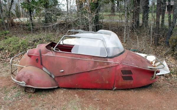 1956 Messerschmitt KR-175
