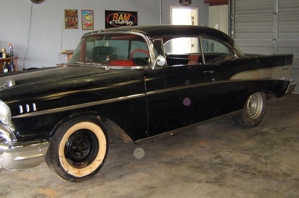 1957 Chevy Bel Air Which To Buy