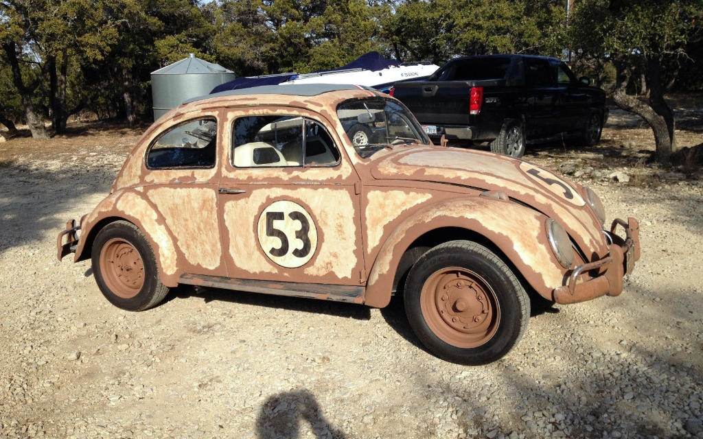 Herbie 16 1963 Vw Beetle