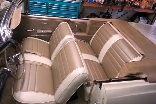 1965 Chevelle Interior
