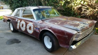 1966 Ford Galaxie Race Car