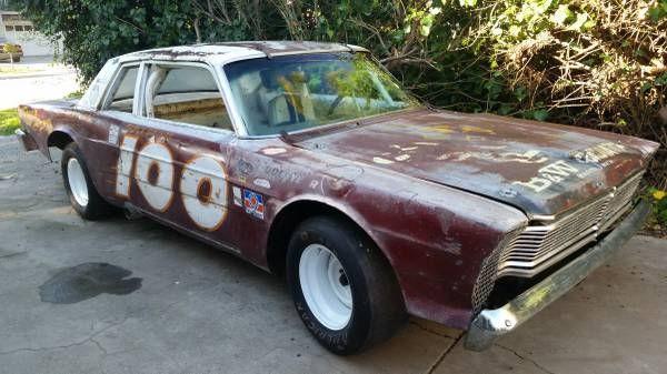 1966 Ford Galaxie: Vintage Racer