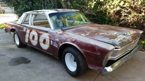 Ford Galaxie Vintage Racer