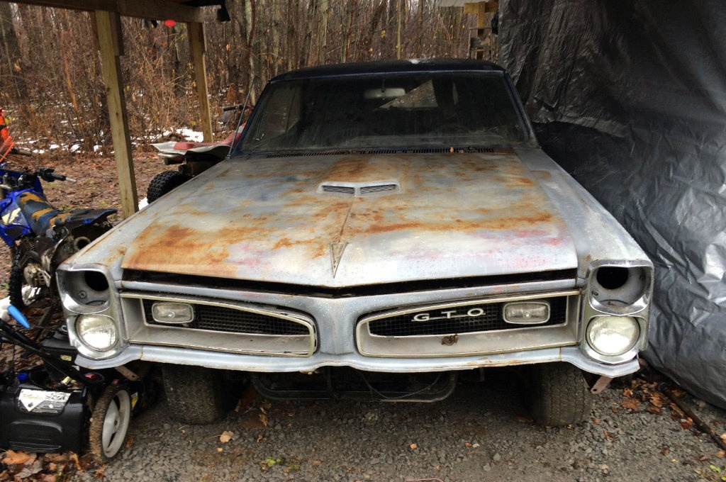 Barnyard Muscle Cars For Sale
