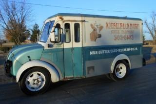 1967 Divco Dairy Truck